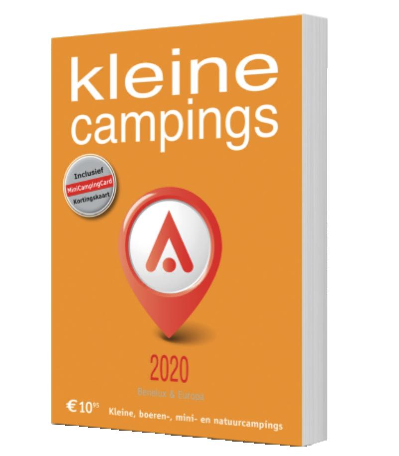Mini Campingcard 2020